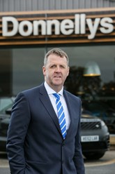 Donnelly Group Dave Sheeran managing director
