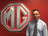 David Allington, network development manager, MG Motor UK