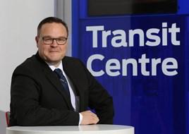 David Graham centre franchise manager Hendy Group
