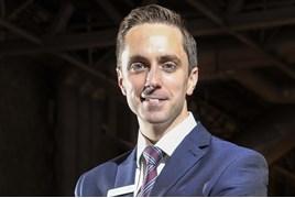 Volkswagen Commercial Vehicles' incoming head of fleet David Hanna