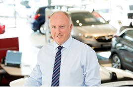 David Lewis, managing director of Pentagon Motor Group