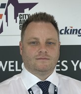 David Macklin, operations manager at City Auction Group's Rockingham remarketing centre