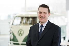 David Robertson, Volkswagen Commercial Vehicles