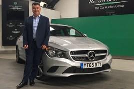 Aston Barclay Group sales director David Smith