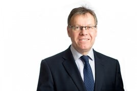 David Baddeley, managing director of Volvo Car Financial Services UK