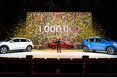 Philpott announced the landmark was about to be reached during Kia's National Dealer Conference in Liverpool – the brand's biggest-ever event with more than 850 delegates from the 192-strong dealer network attending.