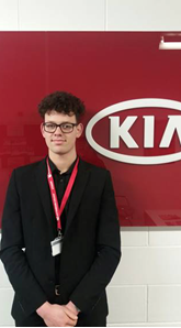 deakin petts, kia Drayton Motors Boston