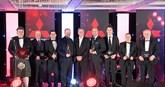 Mitsubishi Motors UK dealer awards winners 2017