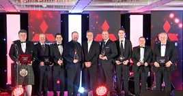 Mitsubishi Motors UK dealer awards winners 2017