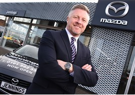 Dean Anderson, Jennings Mazda Sunderland