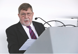 Tributes: Lawgistics founder and managing director, David Combes