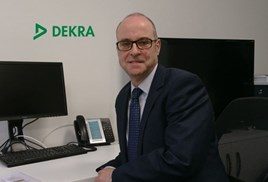 Dekra Automotive head of sales Jonathan Stevens