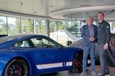 Derek Bell, Porsche Centre Portsmouth