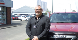 Devonshire Motors aftersales operations manager, Paul Alexander