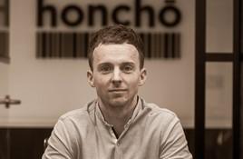 Dominic Corr, account director, Honchō