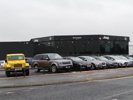 Closing: Pentagon's Alfa Romeo and Jeep dealership in Doncaster