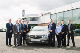 0f6eb9abcc Donnelly Group acquires Gormley Motors Vauxhall