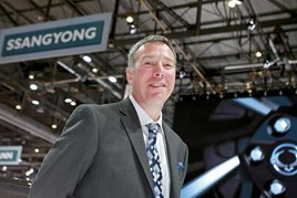 Doug Lincoln, SsangYong UK