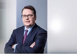 Dr Dietmar Voggenreiter, Audi's board member for sales and marketing