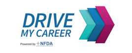 NFDA Drive My Career logo