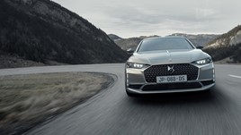 DS Automobiles' new DS 9 flagship hybrid saloon
