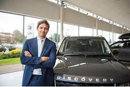 Barney Sturgess, managing director, Sturgess Motor Group