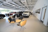 New Esplanade SsangYong dealership on the Isle of Wight
