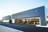 Dick Lovett's Jaguar Land Rover Bath dealership