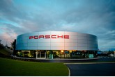Lind Group's new Porsche Centre Norwich dealership