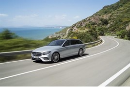 Mercedes Benz E Class Estate