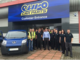 Euro Car Parts Expands In Northern Ireland Aftersales