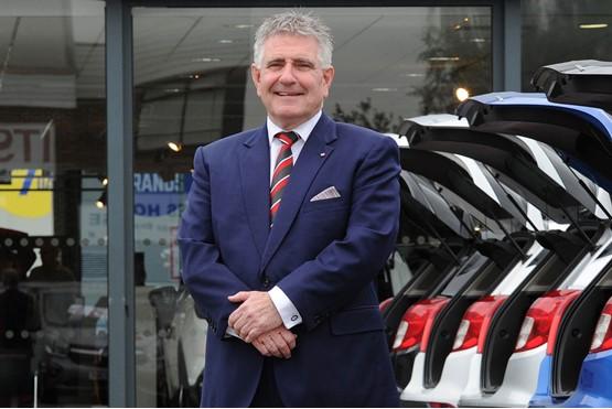 Eden Motor Group chief executive Graeme Potts