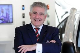 Eden Motor Group managing director, Graeme Potts
