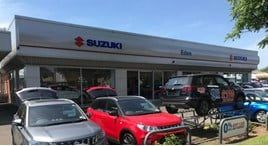 Eden Motor Group's new Suzuki GB dealership in Stratford Upon Avon