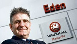 Graeme Potts, Eden Motor Group