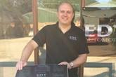 EDT sales director John Tatnall