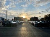 An expanded used car offering at the new Ray Chapman Motors Volvo dealership in York