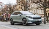 Skoda's Enyaq iV SUV electric vehicle (EV)