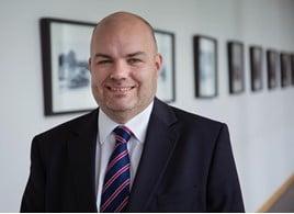 Citroën UK managing director, Eurig Druce