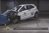 Ford Ka+ Euro NCAP testing