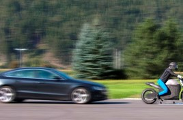 Euro NCAP's 'Road Map 2025'