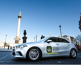 Europcar Mobility Group UK launches its new Long Term Flex lease offering