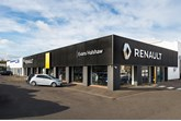Evans Halshaw's Edinburgh West Renault showroom
