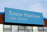 Evans Halshaw Car Store