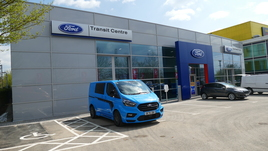 Hartwell Ford Reading exterior