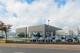 Vertu Motors's Farnell Jaguar Land Rover dealership in Bolton