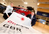 Farnell Land Rover Bury supports sailor