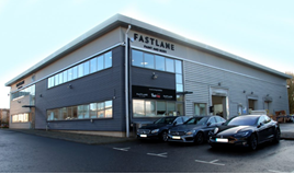 Fastlane Elstree London