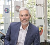 Iain Montgomery, sales director for Alfa Romeo/Jeep