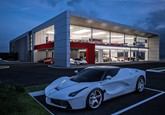 Artist's impression: JCT600's new Ferrari dealership development in Leeds